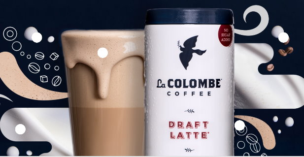 La Colombe Coffee Singles as low as 25¢ at Target
