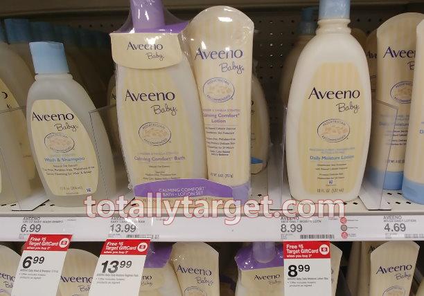 New Aveeno Baby Coupon Extra Savings At Target Totallytarget Com