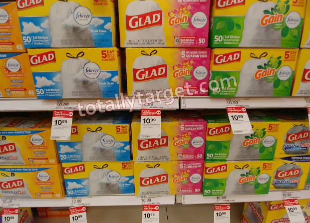 photograph relating to Glad Trash Bags Printable Coupon identified as Happy Trash Luggage