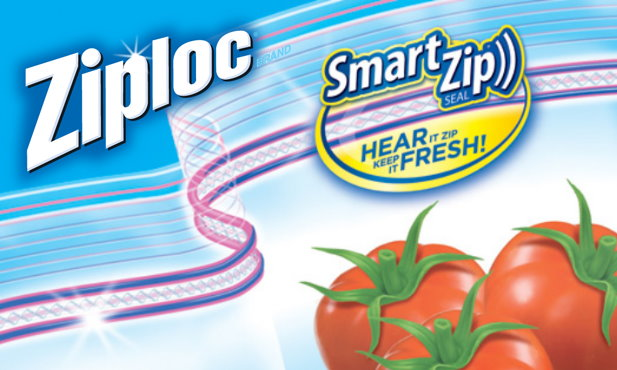 photo relating to Ziploc Printable Coupons identified as $2.75 Within Ziploc Pleased Foodstuff Storage Coupon codes In direction of Stack