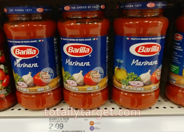 photo relating to Barilla Printable Coupons referred to as Fresh Barilla Pasta Sauce Discount codes \u003d as small as 89