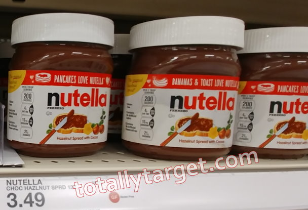 image relating to Nutella Printable Coupon named Clean Higher-Worthy of $1/1 Nutella Hazelnut Distribute Printable Coupon