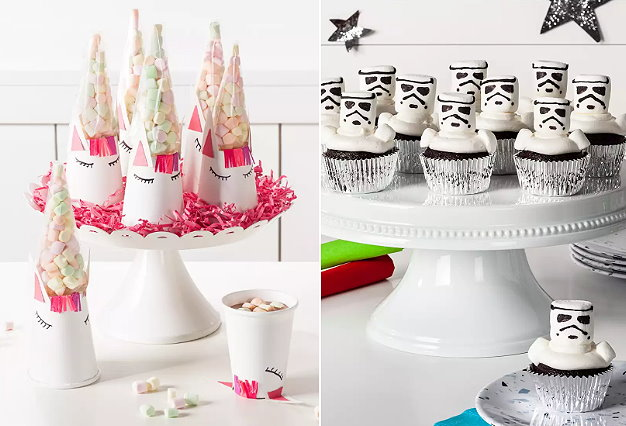 Stupendous Easy Diy Party Ideas For Star Wars Unicorns More Funny Birthday Cards Online Alyptdamsfinfo