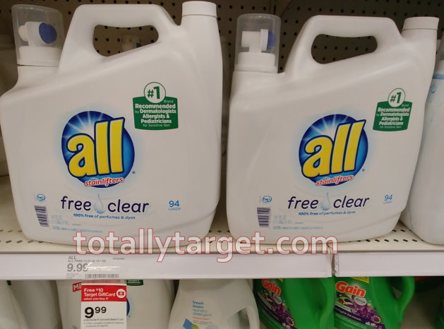 we have two new printable coupons available to save on all detergent
