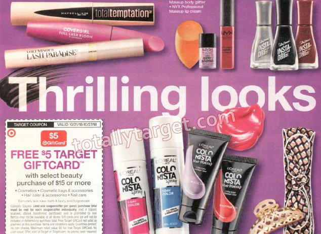4644ac4b5af BIG Savings on Beauty with Upcoming Target Coupon - TotallyTarget.com