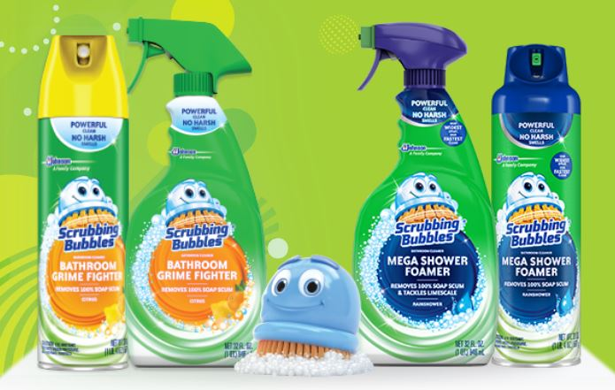 New Scrubbing Bubbles Windex Coupons To Stack Totallytarget Com