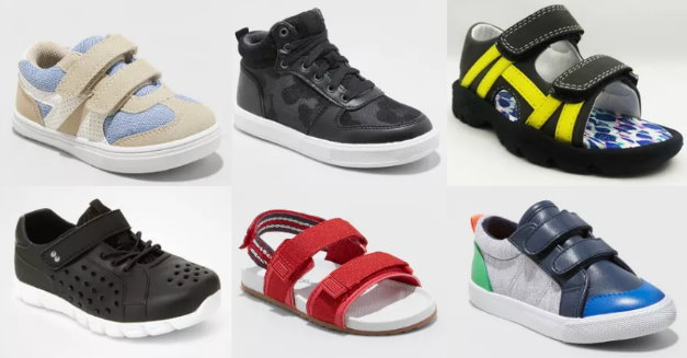 Target: Kids Shoe Clearance + Get an