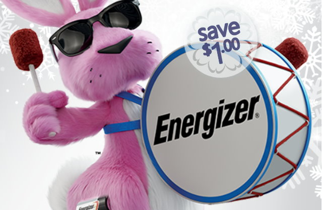 Energizer Batteries Coupon