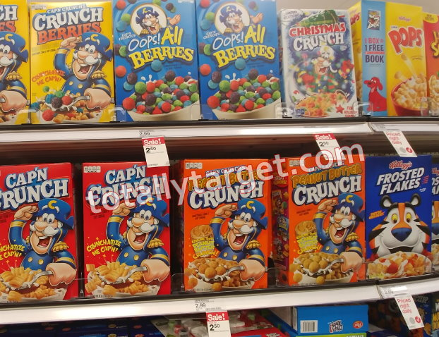 Christmas Crunch Cereal.Nice Deals On Quaker Cereal More As Low As 1