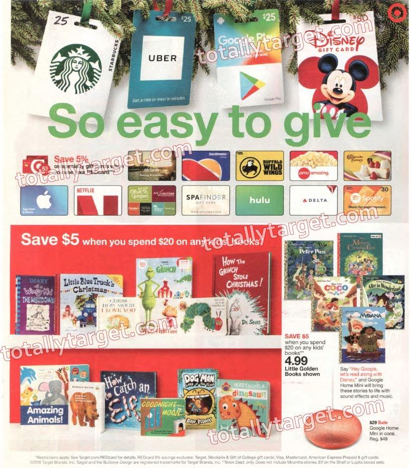 Sneak Peek Target Ad Scan for Week of 12/9 - 12/15 - Page 3 of 10