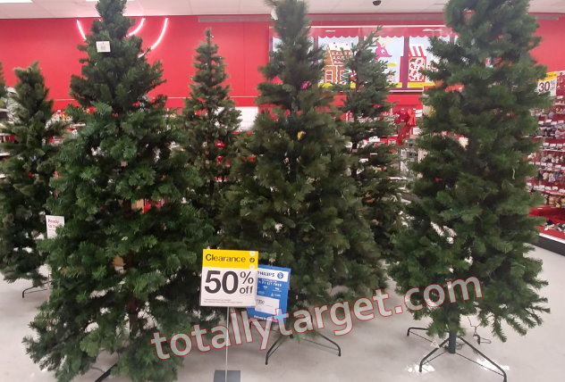 Target Christmas Clearance In Stores