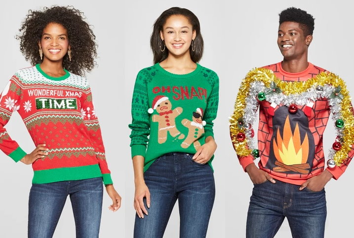 7d692124fe3 40% Off Ugly Christmas Sweaters In Stores and Online - TotallyTarget.com