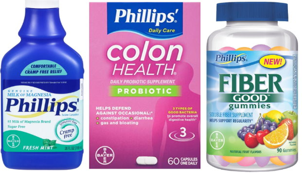 phillips laxative coupons