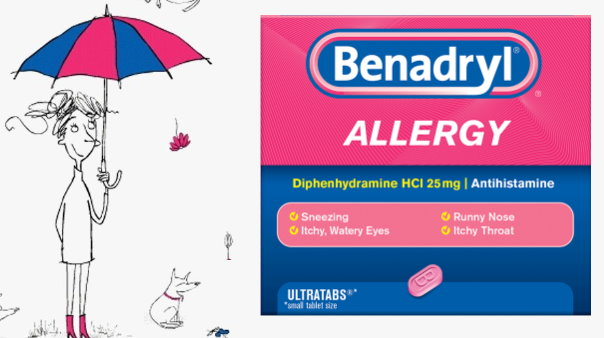 photograph relating to Benadryl Printable Coupon identify $3 inside Contemporary Benadryl Coupon codes + Much more Discounts at Emphasis