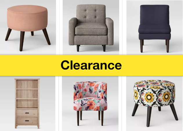 Furniture Clearance Up To 50 Get An Extra 10 Off Totallytarget Com