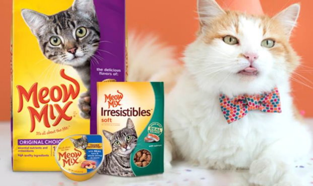photo about Meow Mix Coupon Printable known as Clean Discount coupons in the direction of Conserve upon Meow Mixture Cat Food items Snacks