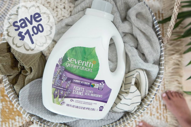 image relating to Seventh Generation Printable Coupon called In excess of $12 in just Printable Discount codes for Organic and natural Natural and organic Solutions