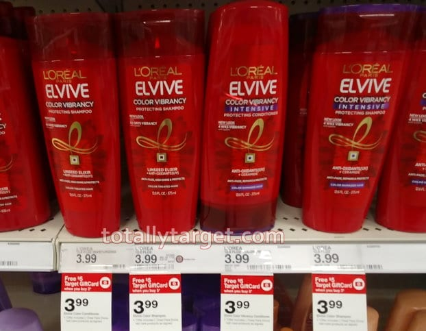 f3675821d92 We have a couple new Target cartwheel offers available to save on select L'Oreal  Skin & Hair care. The first one is for 10% off L'Oreal Elvive hair care, ...
