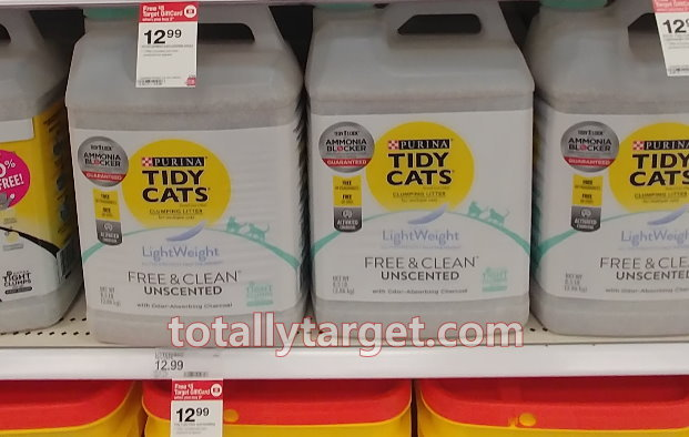 photograph about Tidy Cat Coupons Printable called Fresh Large-Importance Tidy Cats Coupon + Double Dip at Aim