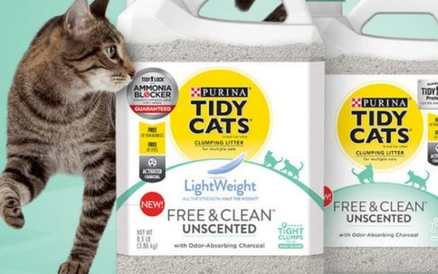 photo relating to Cat Litter Printable Coupons named Fresh Printable Coupon codes in direction of Preserve upon Tidy Cats Clutter Additional