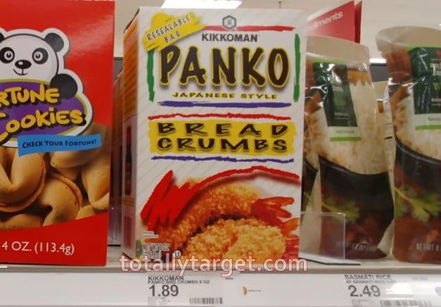Photo of Kikkoman Panko Bread Crumbs