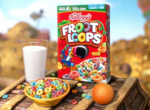 Image of Kellogg's Cereal