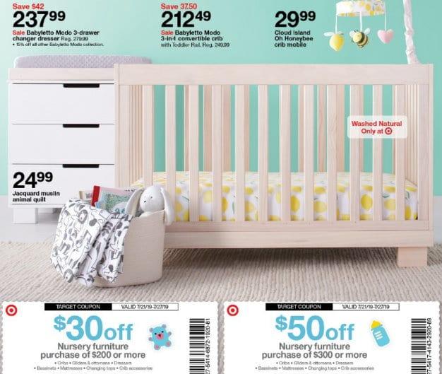 Nice Savings On Nursery Furniture At Target In Stones