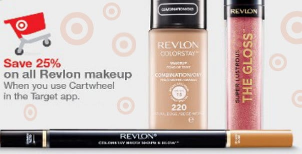 New High-Value Stack on Revlon Cosmetics = as low as 74