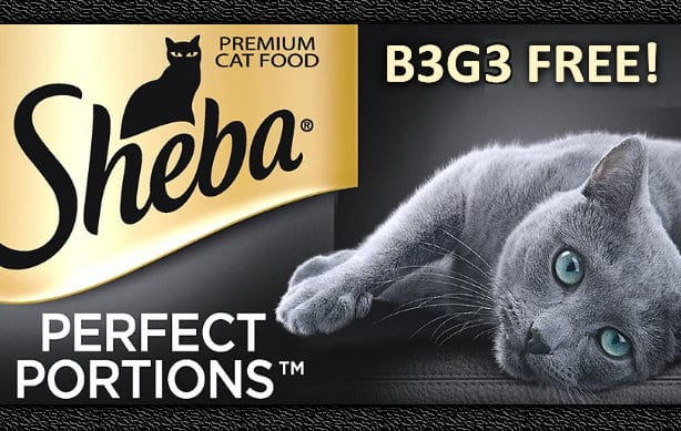 picture about Printable Cat Food Coupons named Contemporary Unusual B3G3 No cost Sheba Cat Food items Printable Coupon