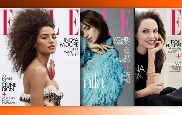 Photo of Elle Magazine Subscription Covers