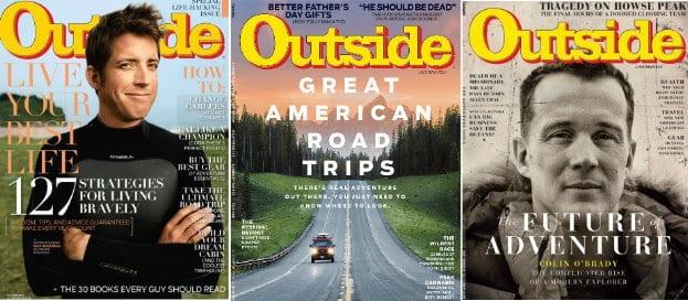 Image of Outside Magazine
