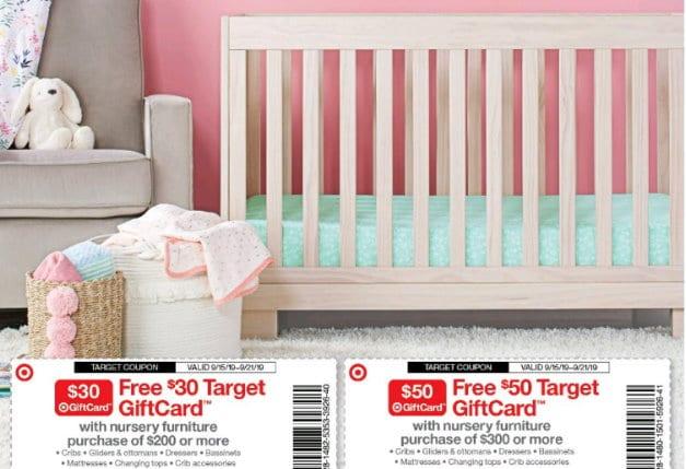 Nice Savings On Nursery Furniture At Target In S