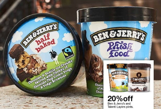 graphic about Ben and Jerry's Printable Coupons identify Refreshing Printable Coupon codes for Ben Jerrys Concentrate Sale