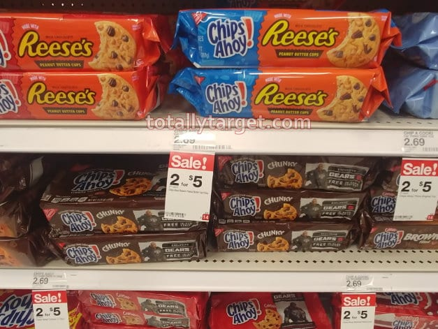 graphic about Chips Ahoy Coupons Printable identified as Clean Stacks Promotions upon Oreo Chips Ahoy! Cookies Far more