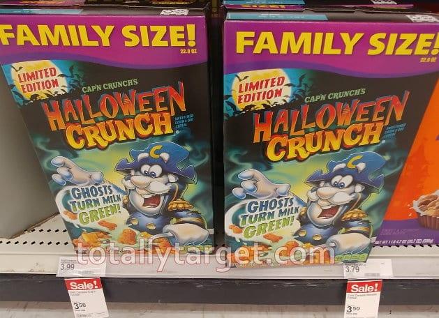 halloween crunch capn crunch halloween crunch box