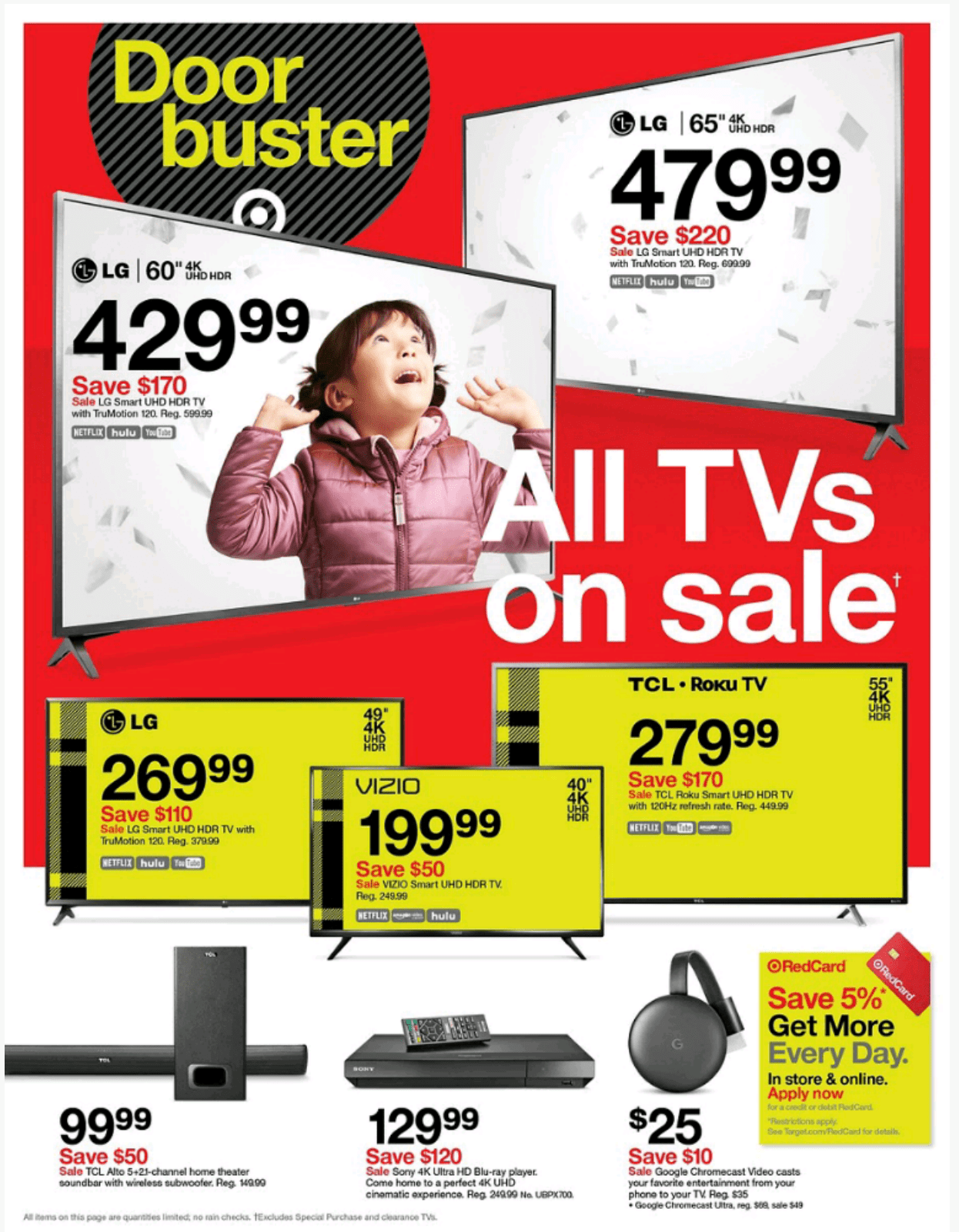 It's Here! 2019 Target Black Friday Ad Preview ...