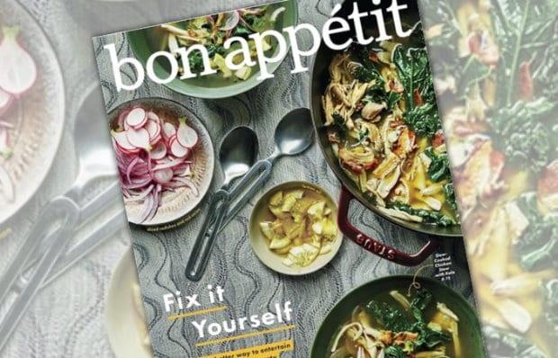 Photo of Bon Appetit Magazine