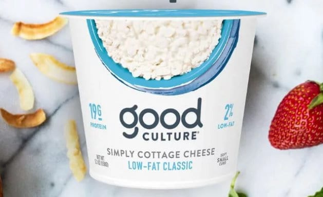 Good Culture Cottage Cheese Products