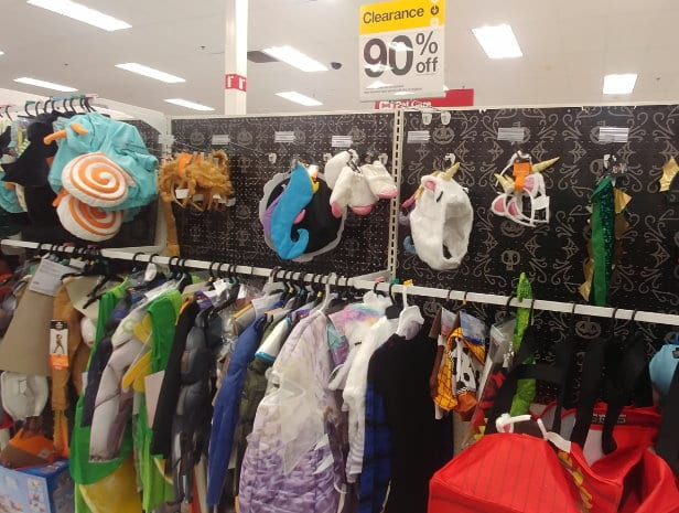 Halloween Clearance 90% 2020 Target Halloween Clearance Now Up to 90% Off!   TotallyTarget.com