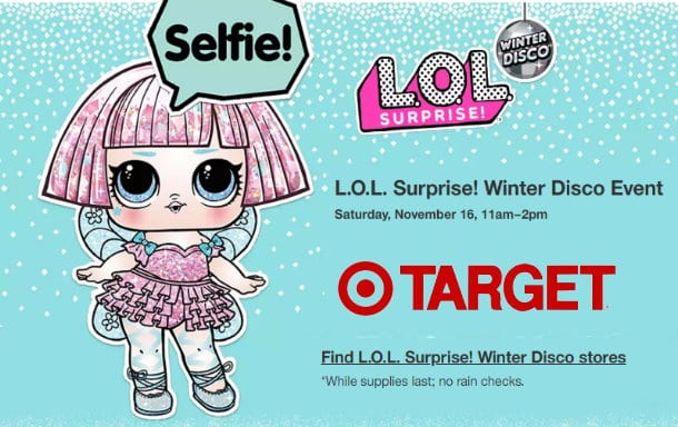Save Up To 50 Or More On L O L Surprise Toys At Target