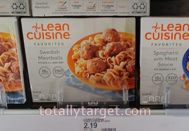 lean cuisine and life cuisine