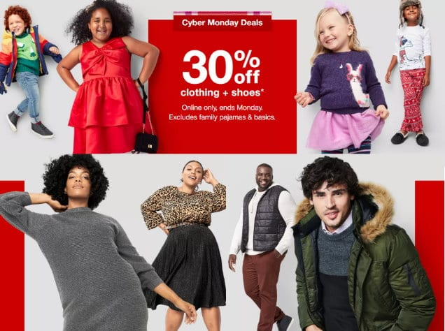Nice Clothing Deals For The Whole Family At Target Save Big On Outerwear Shoes Accessories More Up To 50 Off Totallytarget Com