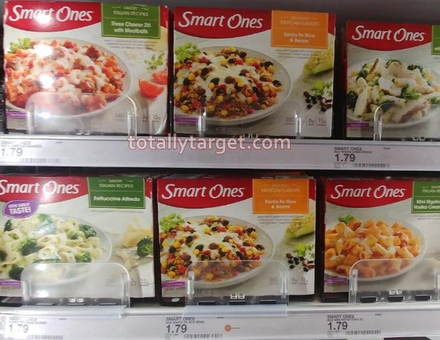 New Stack on Smart Ones Frozen Meals
