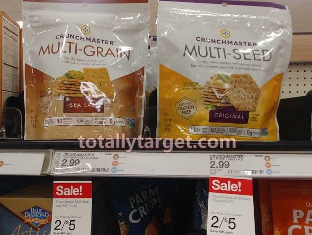 Crunchmaster crackers sale