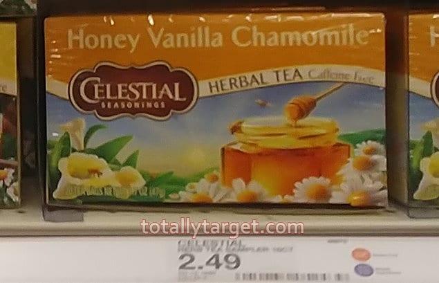 Celestial Seasonings Tea Bags