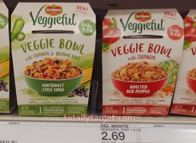 del monte veggie bowl