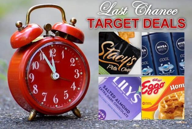 Target Deals thru 2/29