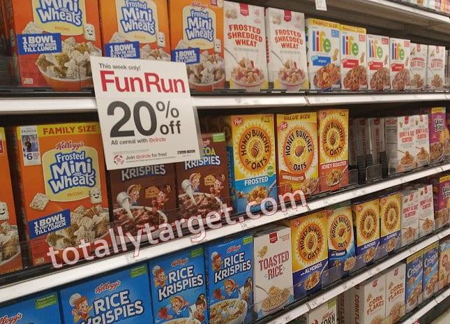 Kellogg's Eggo Cereal