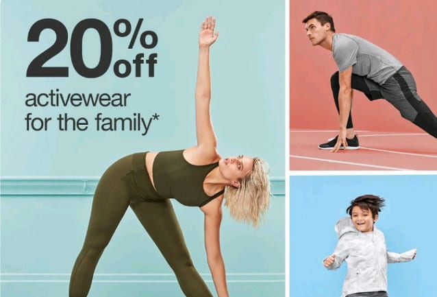 Activewear for the family