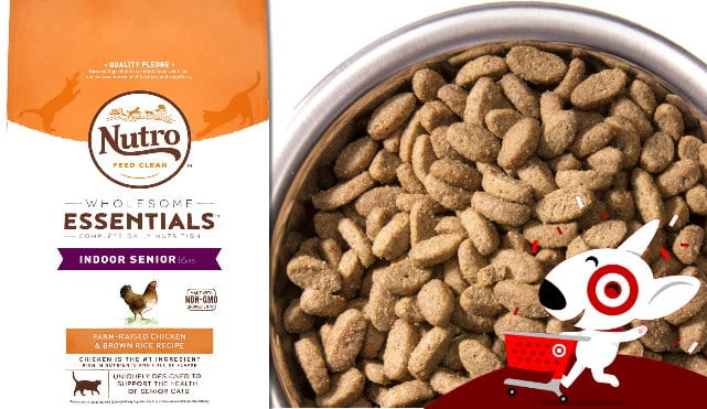 Nutro Cat Food Coupon